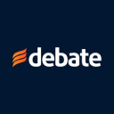 Debate logo icon