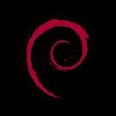 Debian logo icon