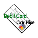 Debit Card Car Hire logo icon