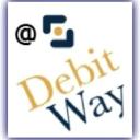 Debitway logo icon