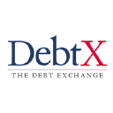 Debt X logo icon