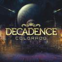 Decadence New Year's Eve logo icon