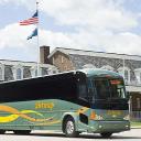 DeCamp Bus Lines logo