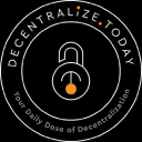 Decentralize logo icon