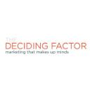 The Deciding Factor logo icon