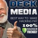 Deckmedia logo icon