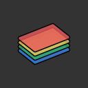 Deck Swap logo icon