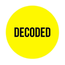 Decoded logo icon