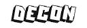 Decon logo icon