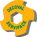 Decoval logo icon