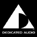 Dedicated Audio logo icon