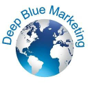 Deep Blue Marketing logo icon