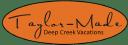Deep Creek Vacations logo icon