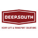 Deep South Crane logo icon