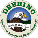 Deering Banjos logo icon