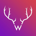Deer Waves logo icon