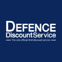 Defence Discount Service logo icon