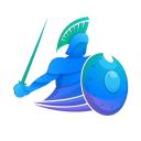 Defender Shield logo icon