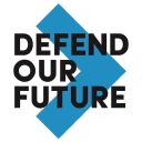 Defend Our Future logo icon