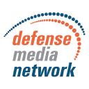 Defense Media Network logo icon