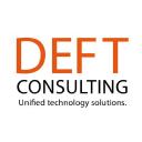 Deft Consulting logo icon