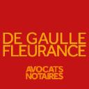 De Gaulle Fleurance & Associés logo icon