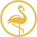 De Gele Flamingo logo icon