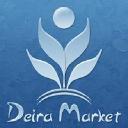 Deiramarket logo icon
