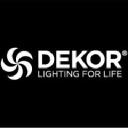 Dekor Lighting logo icon
