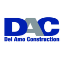 Del Amo Construction logo icon