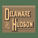 Delaware And Hudson logo icon