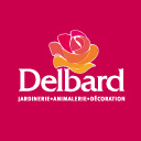 Delbard logo icon