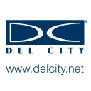 Del City logo icon