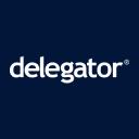 Delegator logo icon