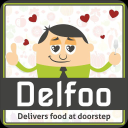 Delfoo   Delivers Food At Doorstep logo icon