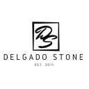 Delgado Stone logo icon