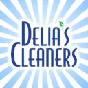 Delia's Cleaners Company Logo