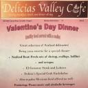 Delicias Valley Cafe logo