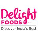 Delightfoods logo icon