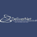 Delivernet logo icon