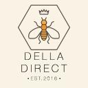 Della Direct logo icon