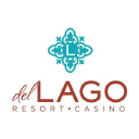 Del Lago Resort & Casino logo icon