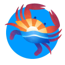 Delmarva Now logo icon