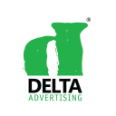 Delta Advertising logo icon