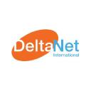 Delta Net logo icon
