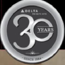Delta Private Jets logo icon