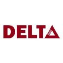 Delta Railroad logo icon