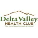 Delta Valley Health Club logo icon