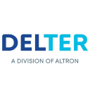 Delter It logo icon