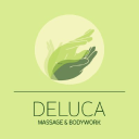Deluca Massage logo icon